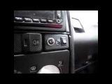 Диагностика блик-кодами.VW Passat B3 1.8 Monojetronik 90HP
