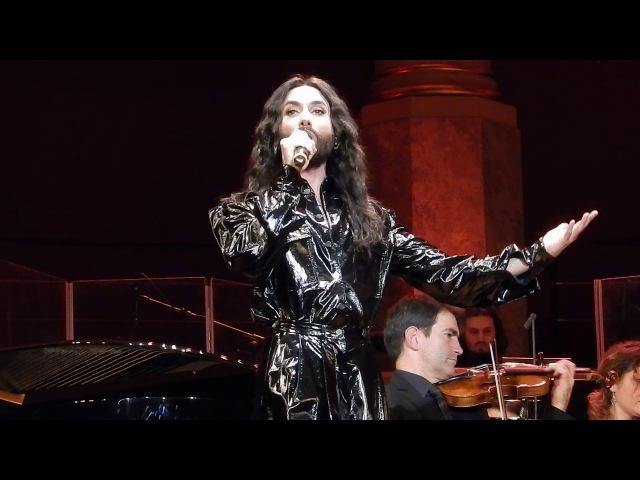 For Your Eyes Only - Conchita, James Bond Gala - Konzerthaus Vienna ConchitaLIVE