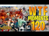 PUBG WTF Funny Moments Highlights Ep 120 (playerunknown's battlegrounds Plays)