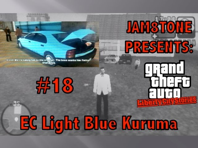 GTA LCS Special Vehicle Guide Part 18 (Obtaining an EC Light Blue Kuruma)
