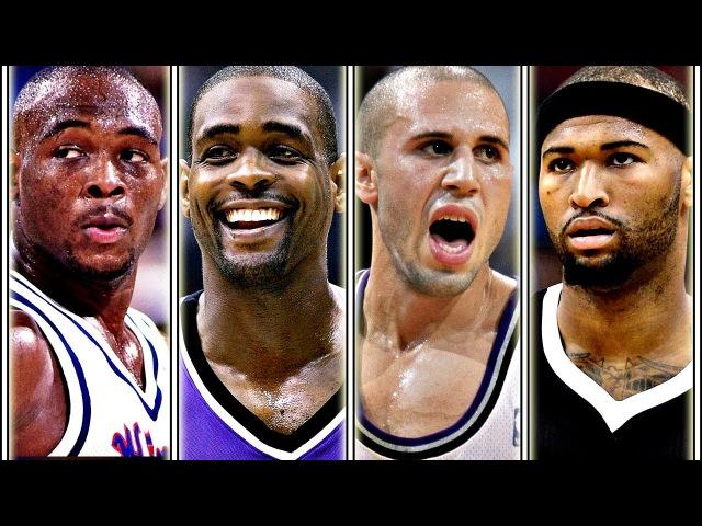 Sacramento Kings 1 Play Each Season (1993 - 2016) ᴴᴰ