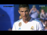 Cristiano Ronaldo Vs Getafe Away 17-18 (14/10/2017) HD