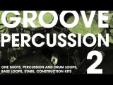 Incognet Groove Percussion Samples Vol.2 (Sosumi samples)