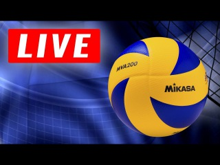 Волейбол Мужчины Локомотив – Шомон / Volleyball Locomotive - Chaumont LIVE
