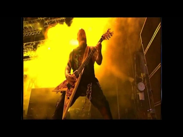 Slayer - (07) Cult [HD] - Live at Rock am Ring 2007