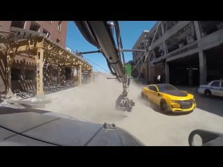 TRANSFORMERS 5 - The Last Knight - 2017 | Bastidores Making Of