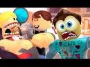 ДОКТОР Лечит Зубы в ROBLOX Играем в доктора ДАНТИСТ в Роблокс игра Family Fun Bad Baby от SPTV