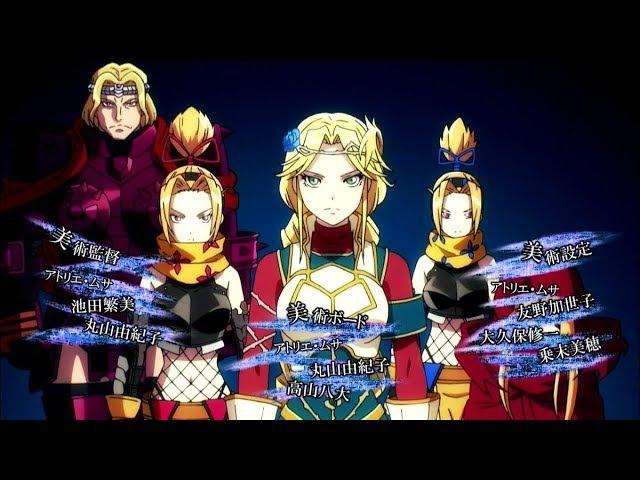 Overlord Season 2『オーバーロードⅡ』OP / Opening -