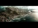 2012 2009 Escape from L A Los Angeles Destruction Scene Pure Action 4K