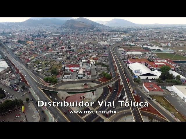 Mexico- Distribuidor Vial Alfredo del Mazo - Lopez Portillo