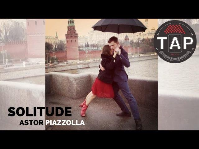 Tango al Palo - Soledad (Astor Piazzolla) Tango fusión Flamenco