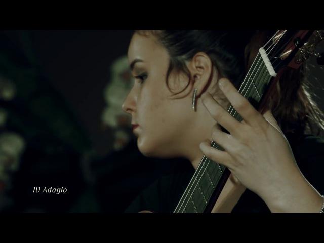 Sabrina Vlaškalić plays Variations on a theme of Chopin op. 49 by Gerard Drozd
