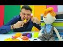 La comida sana para niños ¡Caja Mágica con Josep y Pecas