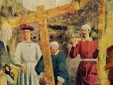 Библейский сюжет. Пьеро делла Франческа