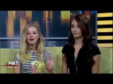 'Growing Up Evancho' - Jackie &amp Juliet Evancho - Interview