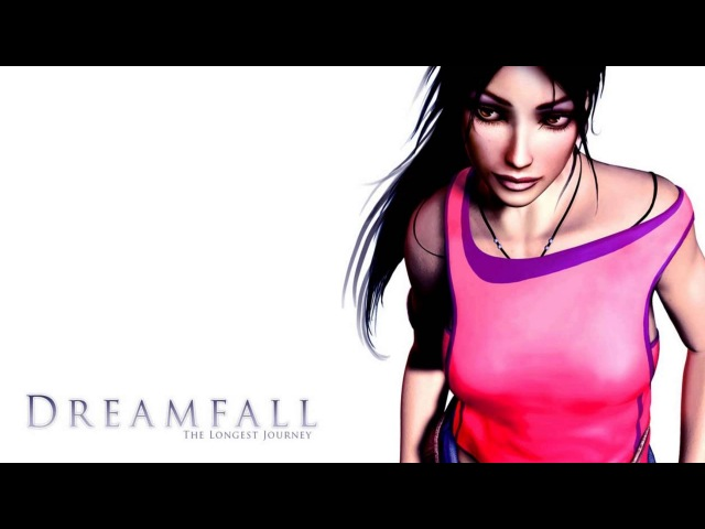 Dreamfall: The Longest Journey All Cutscenes (Game Movie) HD