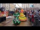 Масленица-2018 на Театральной площади в Калуге