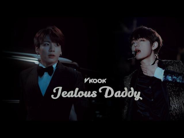 Vkook ✧ Jealous Daddy Fanfic 18