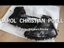 CCP (Carol Christian Poell) Drips Sneakers | Review and How They Fit |