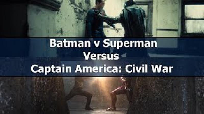 Batman v Superman Versus Captain America: Civil War - Context