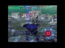 War robots IMP vs CDxx distance 350