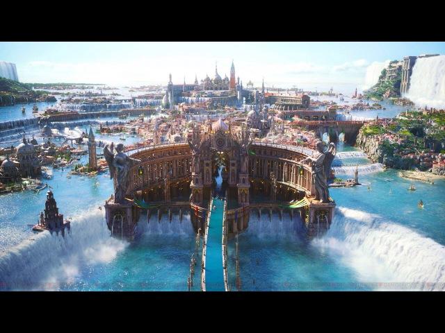 Final Fantasy XV Босс Финальная Битва 60fps