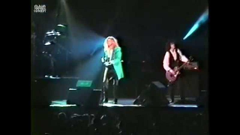 Coverdale Page Tokyo Japan Dec 18 1993 Full Concert