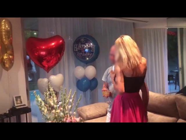 Муж не сдержал слез Жена подарила песню на день рождения и годовщину Лучший под
