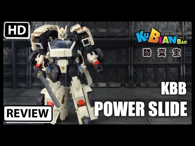 Kubianbao KBB POWER SLIDE KO Oversize Transformers Generations DRIFT