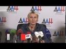 Уполномоченный по правам человека в ДНР Дарья Морозова об обмене пленными 22 01 18