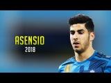 Marco Asensio 2018