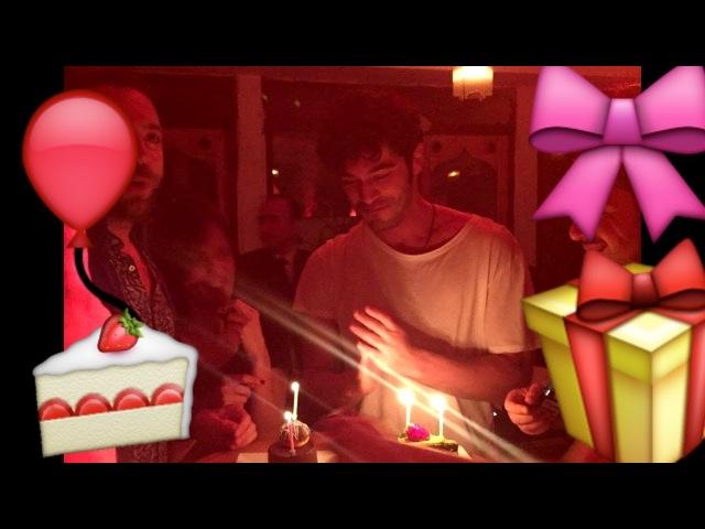 Бурак Дениз 17 февраля отметил свой 27-й день рождения!