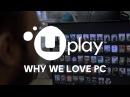 Ролик признания Ubisoft в любви к PC