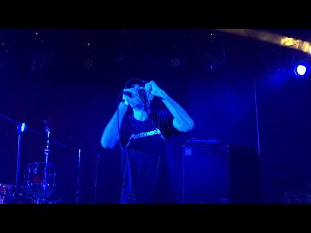 Sydney Valette - Run (Live @ Moscow, 16тонн - 17.02.2018)