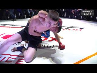 Филипов Евгений (Каратель) vs Монхороев Дмитрий (Шан-Тсунг)