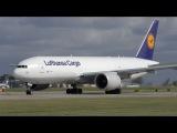 20 Close Up Takeoffs A380, 777, A330, 787, 767, 757, CS100, A321, 737, A320 Manchester Airport