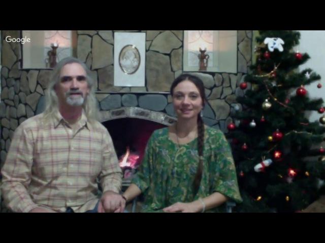 Анатолий Крылов и Лана Чуланова | Поздравление с Новым 2018 Годом