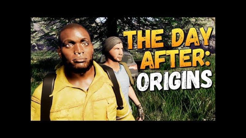 БРЕЙН И ЖЕНЯ ВЫЖИВАЮТ! - The Day After : Origins