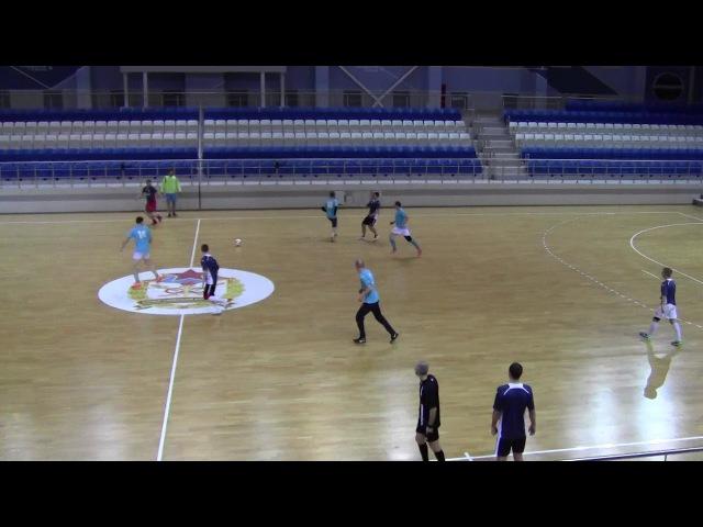 МФК 3-9 Белпочта. Мини-футбол 20172018. 11-й тур. Высшая лига (21.01.2018)