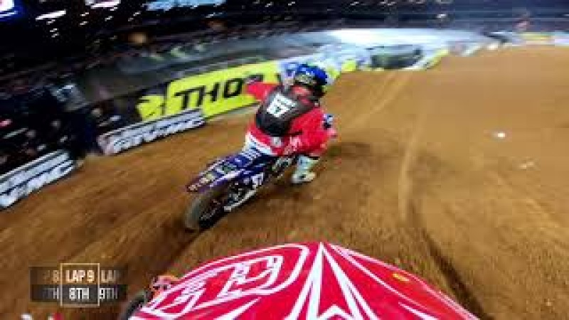 GoPro: Jordon Smith Main Event 2018 Monster Energy Supercross from Arlington