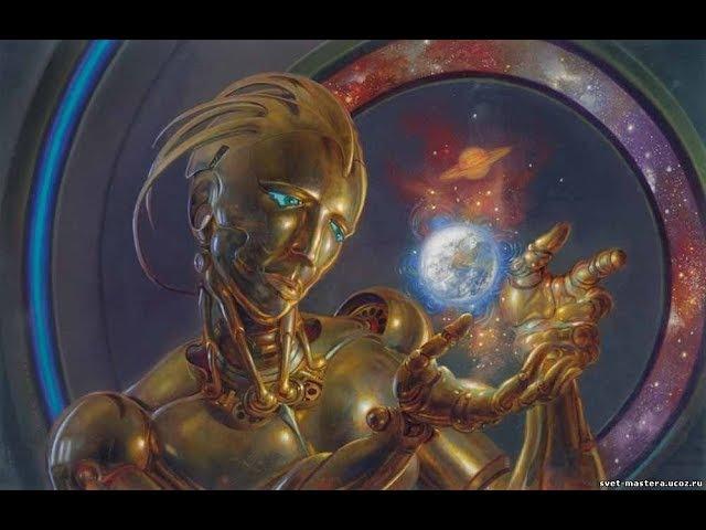 Ученые нашли в книге Еноха ответ на главный вопрос о происхождении человека! Программа БОГОВ!