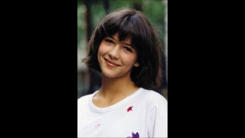 Sophie Marceau From Baby to 50 Year Old