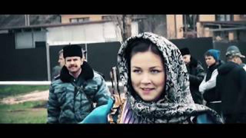 Казачка | Kazachka | Master class of Russian beauty on sabers