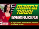 ( AUDIO ) MARCIA TIBURI ENTREVISTADA POR JUCA KFOURI CORPOS FAMINTOS ABANDONADOS