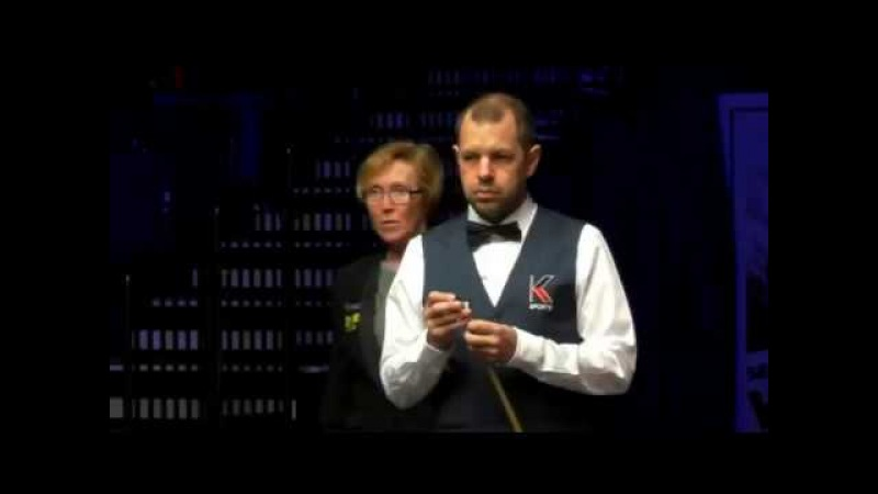 Barry Hawkins vs Niu Zhuang - Snooker Welsh Open 2018 R1