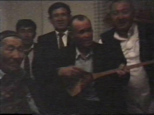 Haci Yakup Dobay Kizil Orda Karmaksi 1990 Кажы Якуб Добай Кызыл Орда Кармакшы 1990 part 3