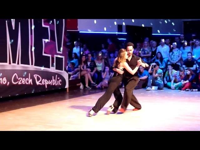 Jorg Just Lucia Kubašová alternative tango vals WestZoukTIME 2017