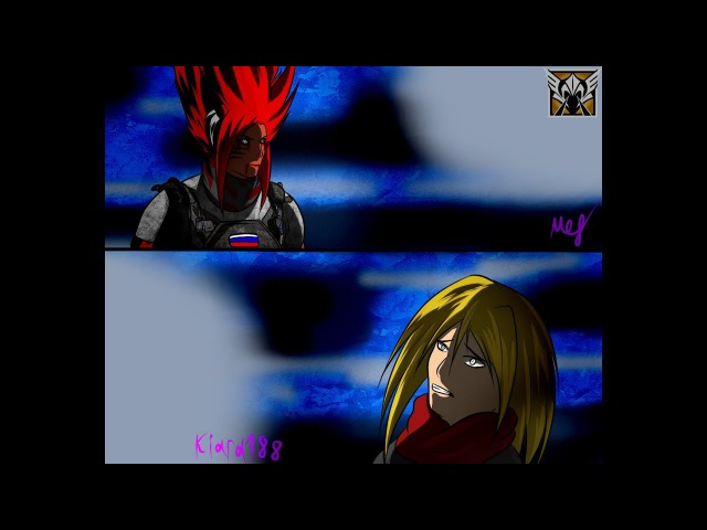 Гипер Дьявол и Анна Киояма(Долгожданная встреча двух сестер)