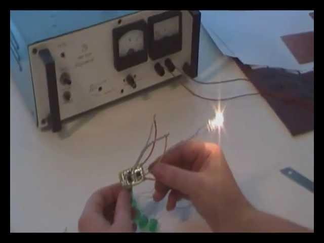 Автодиммер - вежливая подсветка. Этап третий: настройка. Avtodimmer - polite illumination. S