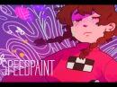 Madotsuki from 'Yume Nikki' speedpaint
